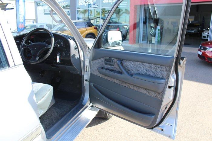 1990 Toyota Landcruiser GXL HZJ80R Blue