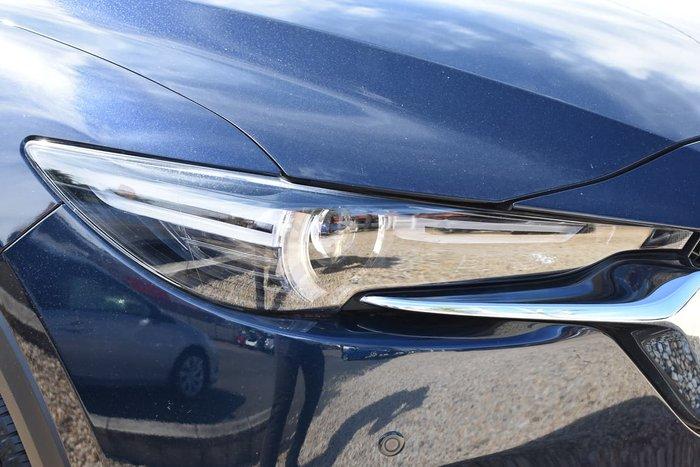 2018 Mazda CX-5 Touring KF Series 4X4 On Demand Blue