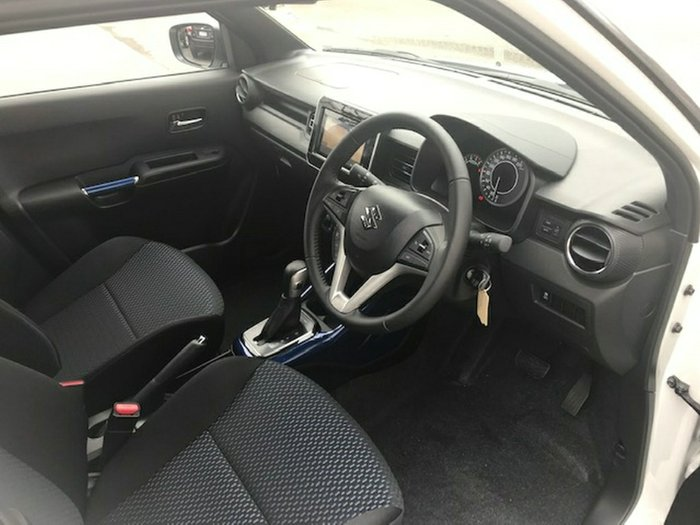 2020 Suzuki Ignis GLX MF PURE WHITE