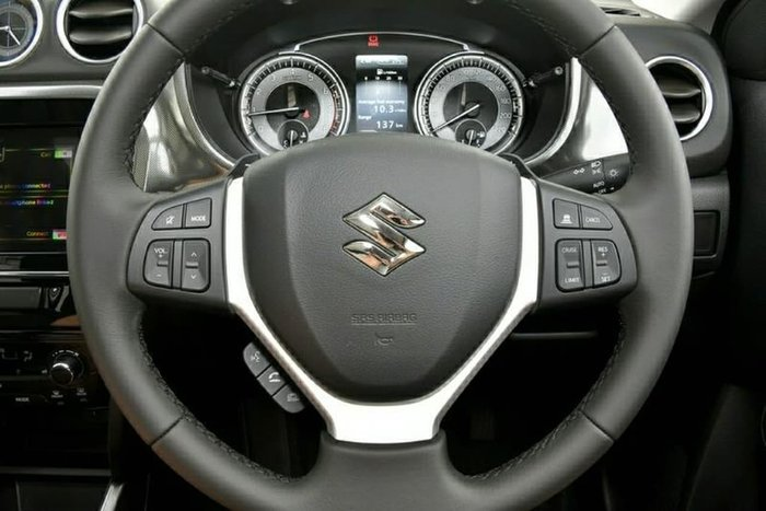 2020 Suzuki Vitara Turbo LY Series II Cosmic Black