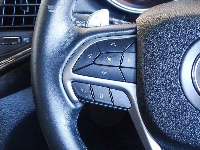 2019 Jeep Grand Cherokee Laredo WK MY19 Maroon