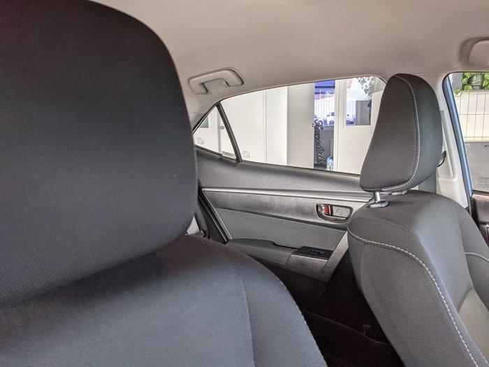 2018 Toyota Corolla Ascent ZRE172R Blue