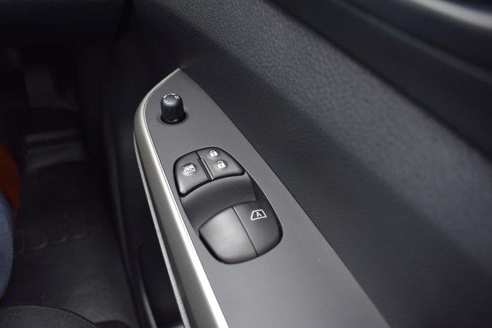 2020 Nissan Navara RX D23 Series 4 Silver