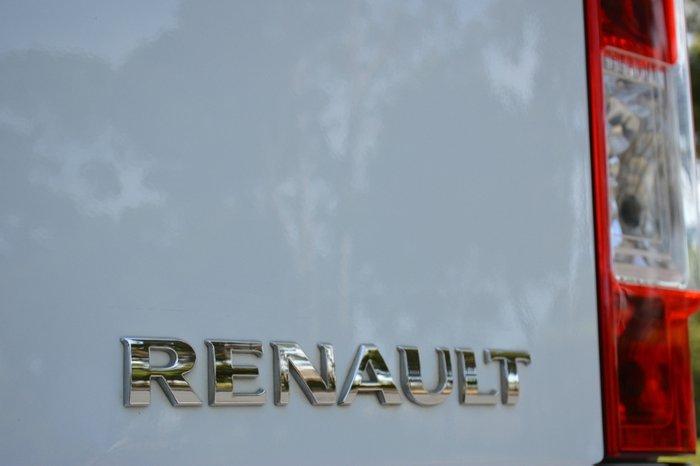 2016 Renault Master LOW ROOF SHORT WHEEL X62 WHITE
