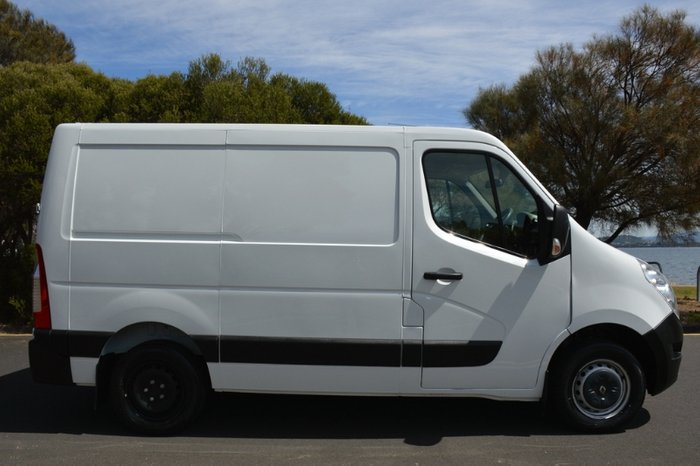 2016 Renault Master LOW ROOF SHORT WHEEL X62 WHITE