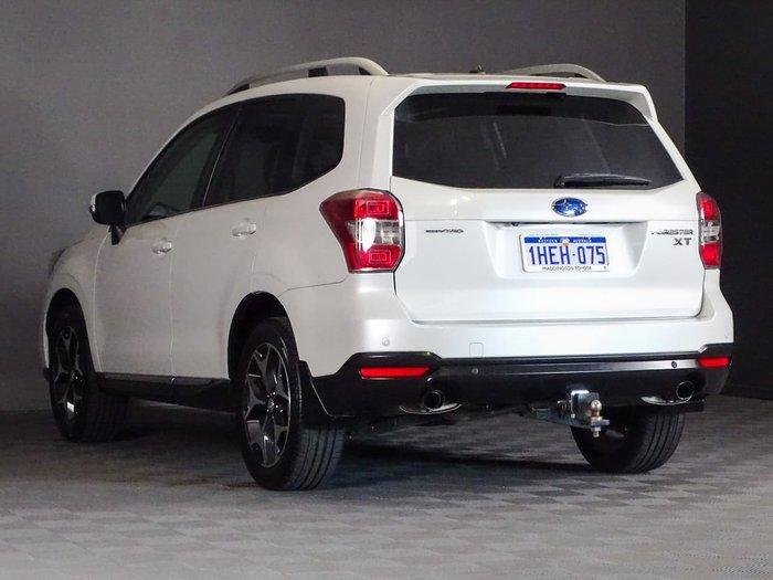 2014 Subaru Forester XT Premium S4 MY14 Four Wheel Drive White