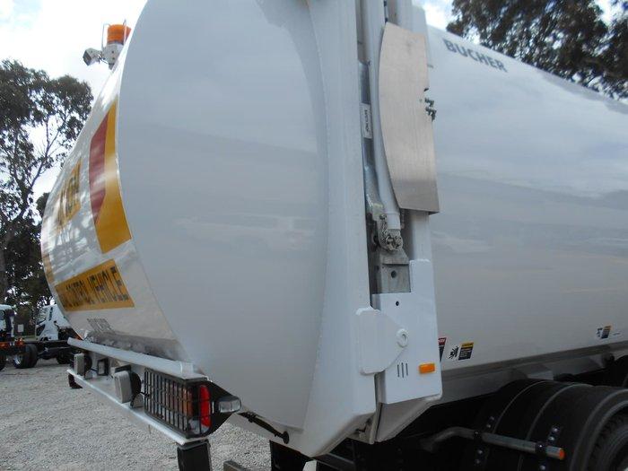 2015 MERCEDES-BENZ ECONIC 2630LL DUAL CONTROL White