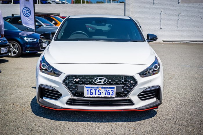 2019 Hyundai i30 N Performance PDe.3 MY19 White