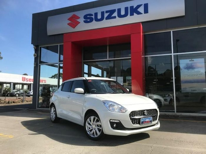 2020 Suzuki Swift GL Navigator AZ Series II Pure White