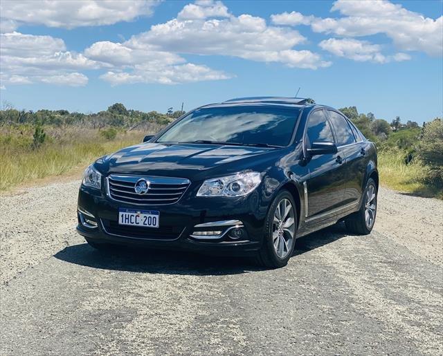 2014 Holden Calais VF MY14 BLACK