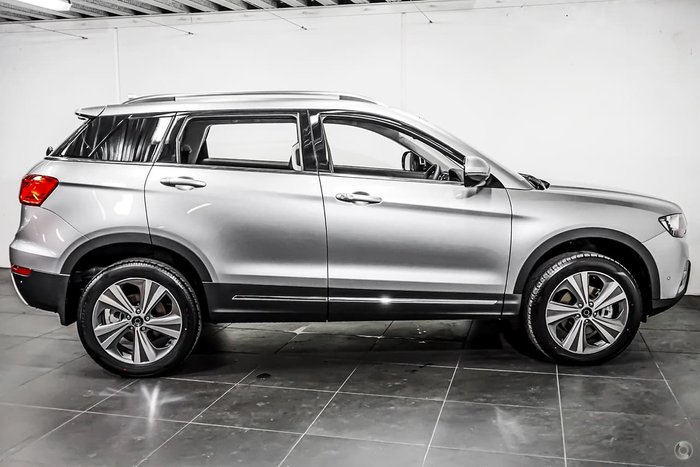 2020 Haval H6 LUX (No Series) Silver