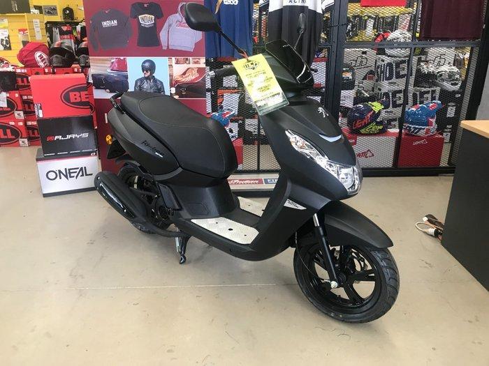2019 Peugeot KISBEE 50 2T Black