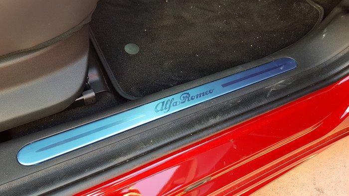 2019 Alfa Romeo Giulietta Veloce Series 3 Red