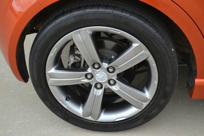 2015 Holden Barina RS TM MY16 ORANGE