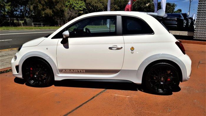 2020 Abarth 695 70 Anniversario Series 4 White