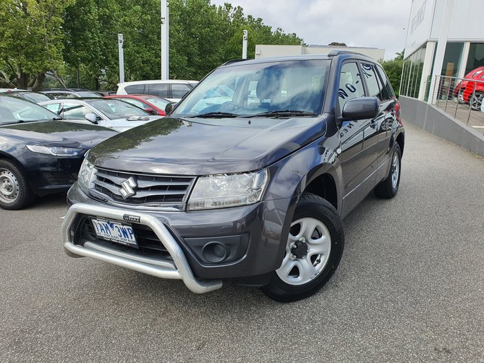 2013 Suzuki Grand Vitara Urban JB MY13 Grey