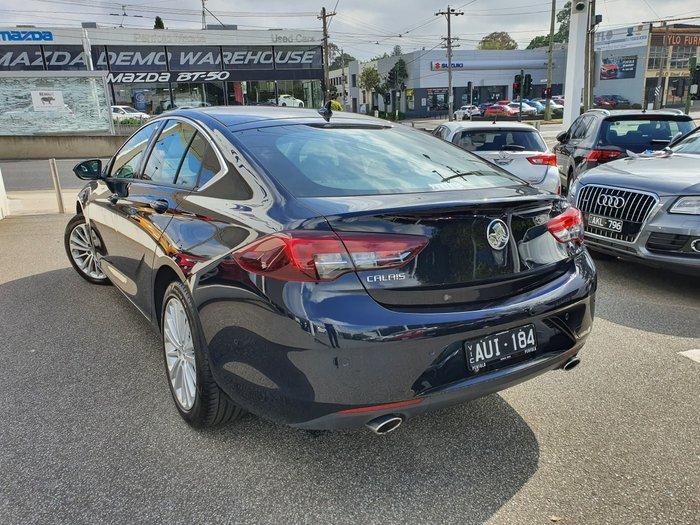 2018 Holden Calais ZB MY18 Blue