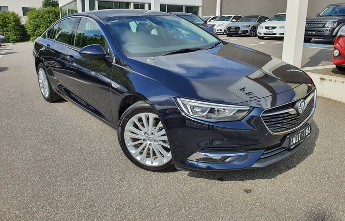2018 Holden Calais ZB MY18 Blue