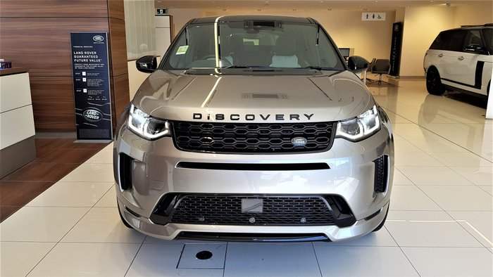 2020 Land Rover Discovery Sport D180 R-Dynamic SE L550 MY20.5 4X4 Constant Silver