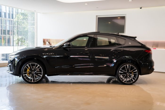 2020 Maserati Levante Trofeo M161 MY20 4X4 On Demand NERO RIBELLE