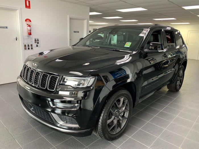 2020 Jeep Grand Cherokee S-Limited WK MY20 4X4 Dual Range Diamond Black Crystal