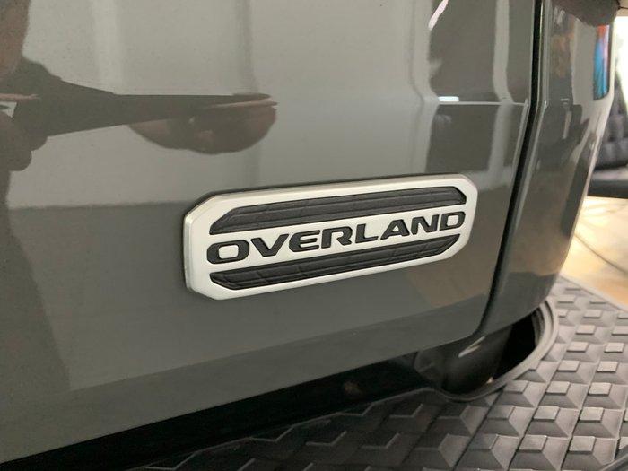 2020 Jeep Gladiator Overland JT MY20 Grey