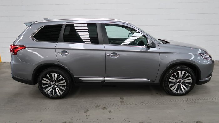 2019 Mitsubishi Outlander Exceed ZL MY19 4X4 On Demand Grey