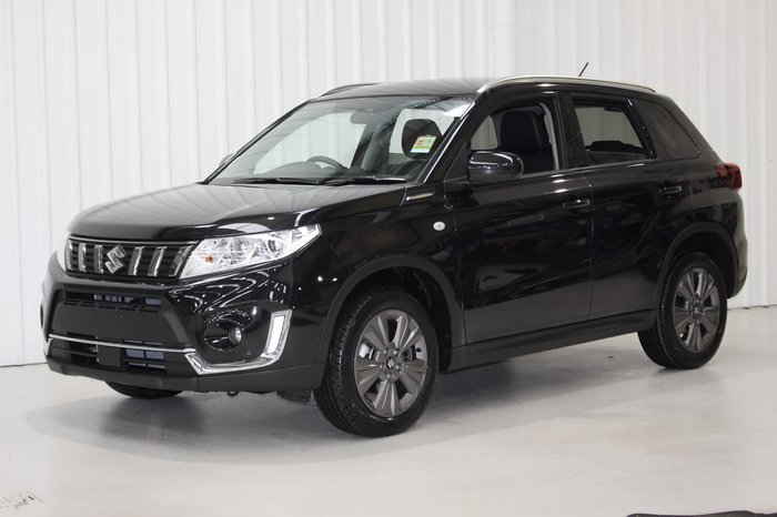 2020 Suzuki Vitara LY Series II Black
