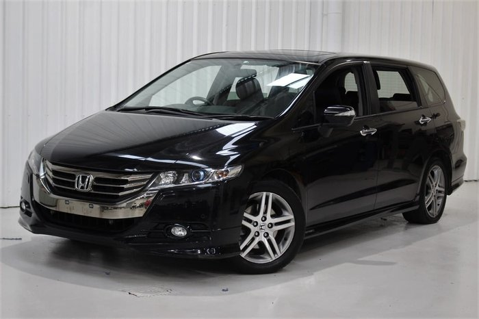 2014 Honda Odyssey VTi-L 5th Gen MY14 Black