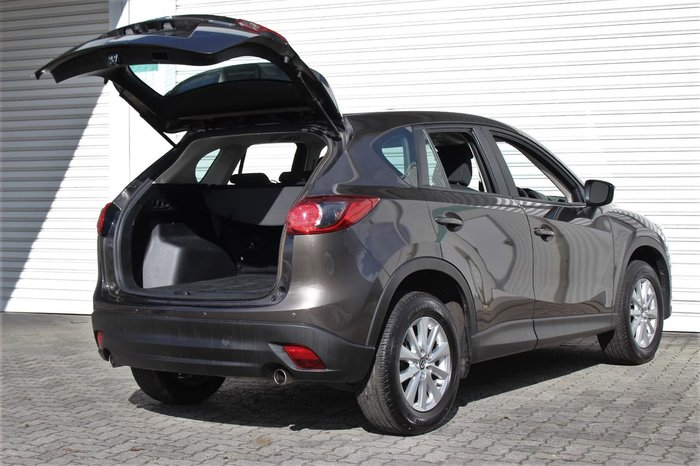 2016 Mazda CX-5 Maxx Sport KE Series 2 Brown