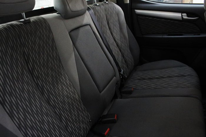 2016 Holden Colorado LS-X RG MY16 4X4 Dual Range White