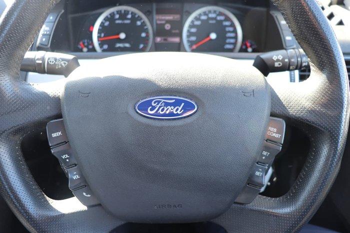 2014 Ford Falcon Ute XR6 EcoLPi FG MkII Black