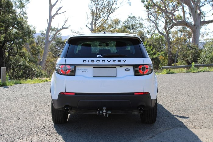 2016 Land Rover Discovery Sport TD4 SE L550 MY16.5 4X4 Constant White
