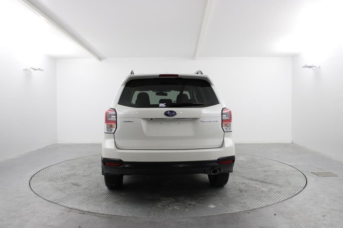 2017 Subaru Forester 2.5i-L S4 MY18 Four Wheel Drive White
