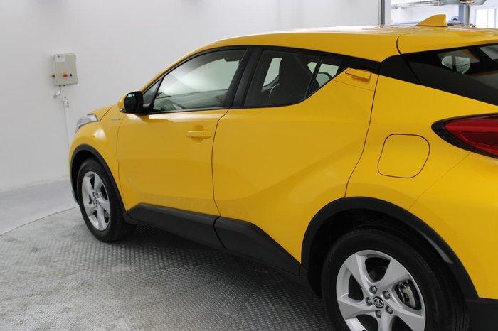 2018 Toyota C-HR NGX10R Yellow