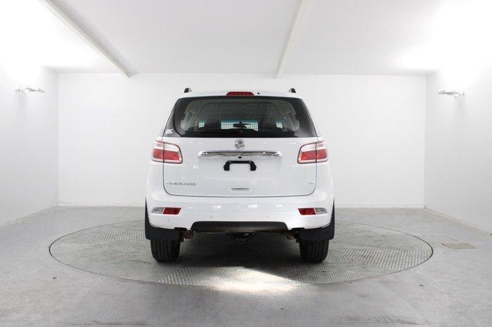 2017 Holden Trailblazer LT RG MY18 4X4 Dual Range White