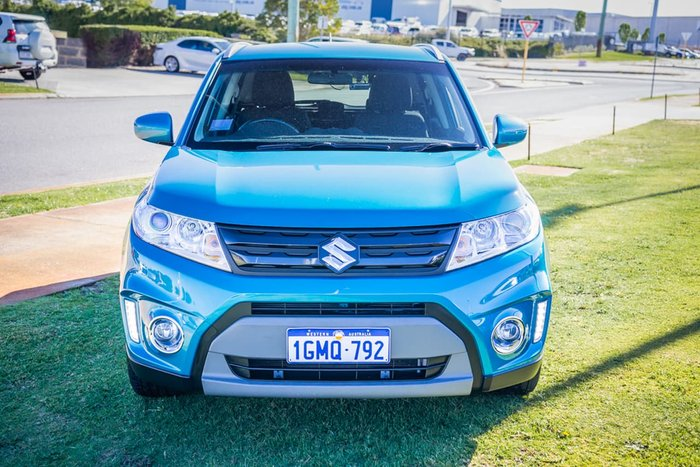 2018 Suzuki Vitara RT-S LY Blue