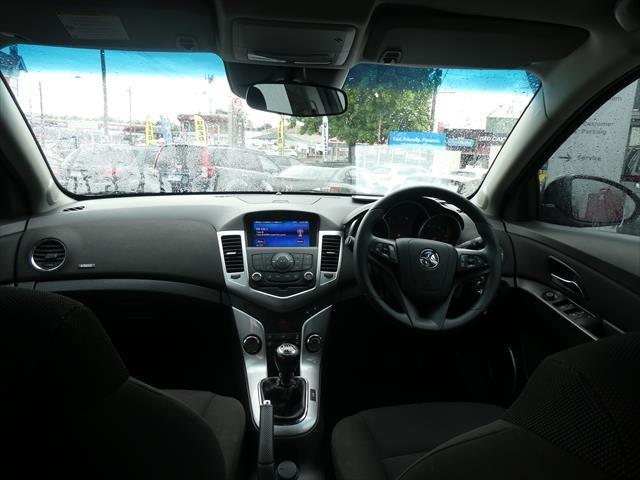 2013 Holden Cruze