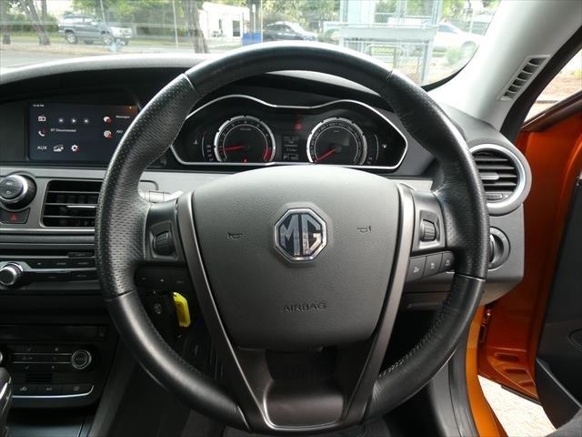 2017 MG MG6 PLUS