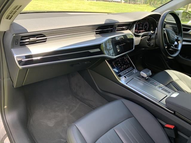 2019 Audi A6 45 TFSI 4A MY20 4X4 On Demand Typhoon Grey Metallic