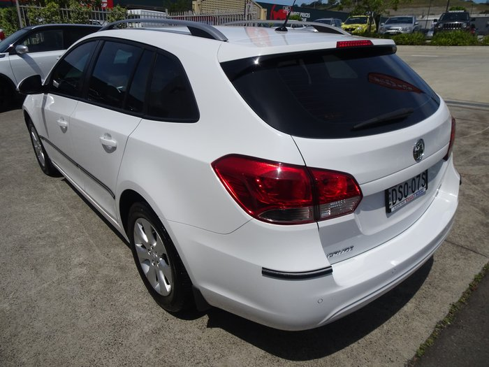 2016 Holden Cruze CD JH Series II MY16 White