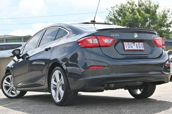 2018 Holden Astra LTZ BL MY18 Blue