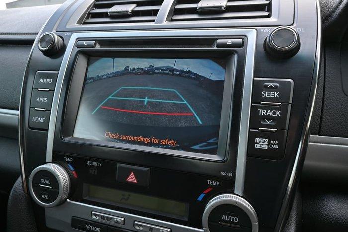2017 Toyota Camry RZ ASV50R Black