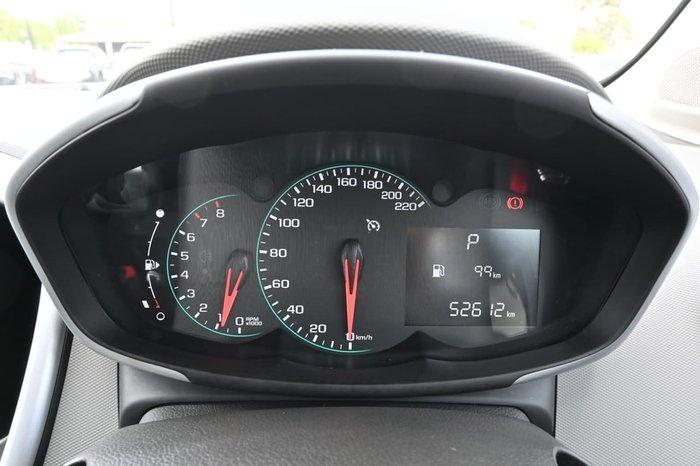 2018 Holden Barina LS TM MY18 Red