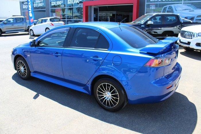 2013 Mitsubishi Lancer ES CJ MY13 Blue