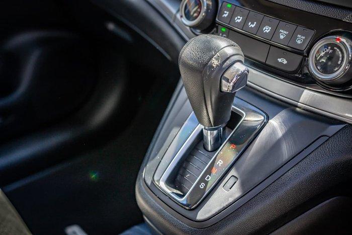 2015 Honda CR-V VTi RM Series II MY16 4X4 On Demand Silver