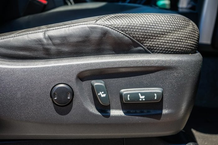 2012 Toyota Landcruiser Prado Kakadu KDJ150R 4X4 Constant White