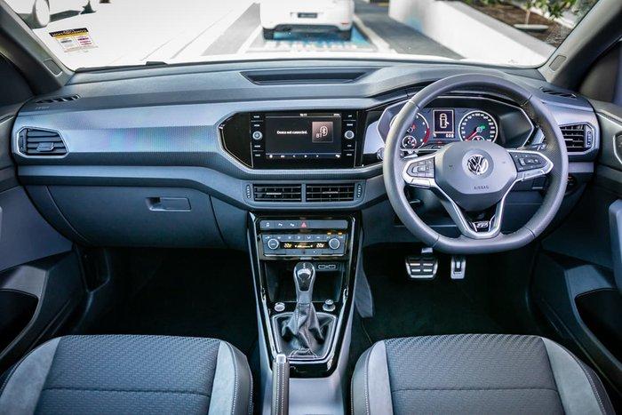 2020 Volkswagen T-Cross 85TSI Style C1 MY20 White