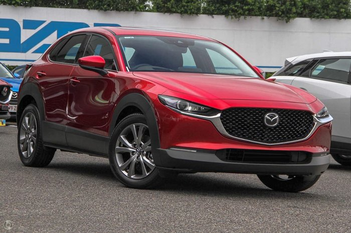 2020 Mazda CX-30 G25 Astina DM Series Red