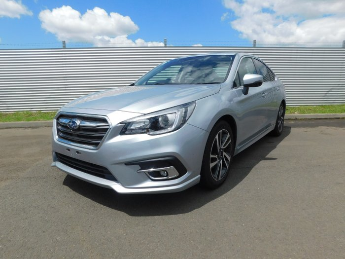 2019 Subaru Liberty 2.5i 6GEN MY19 Four Wheel Drive Silver